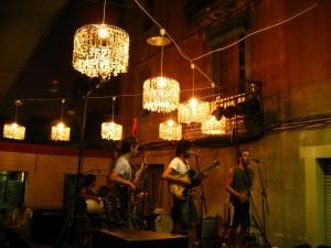 visitar barcelona con poco doinero: conciertos de gracia