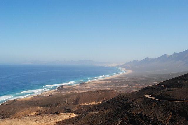 Las mejores playas en Fuerteventura