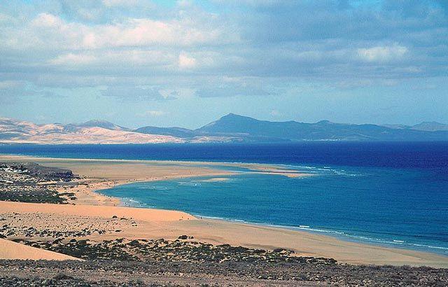 Mejores playas canarias nudistas