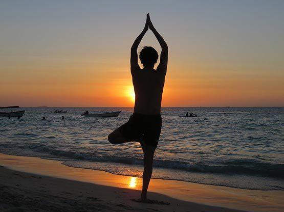 yoga formentera