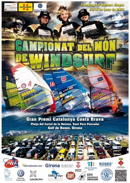 Campeonato del Mundo de Windsurf 2013