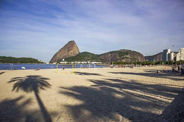 playa flamengo