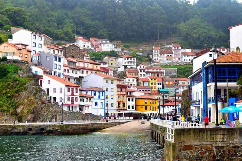 sitios para visitar en Asturias