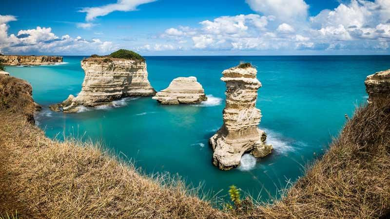 qué ver en Sarento Italia, Puglia