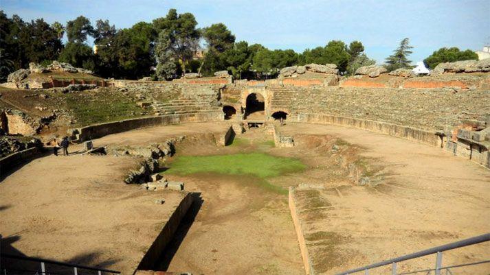 Anfiteatro Romano Merida