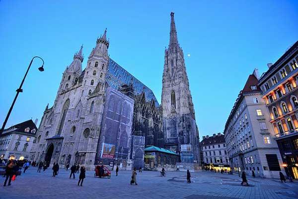 catedral san esteban viena
