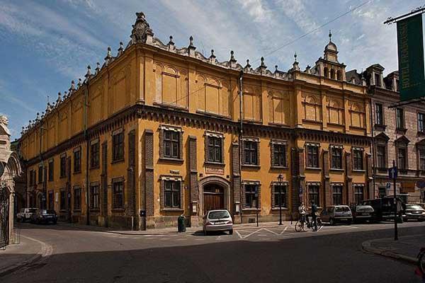 museo czartoryski cracovia
