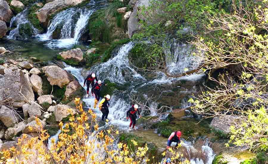 mejores-lugares-pirineo-aragones-barranquismo