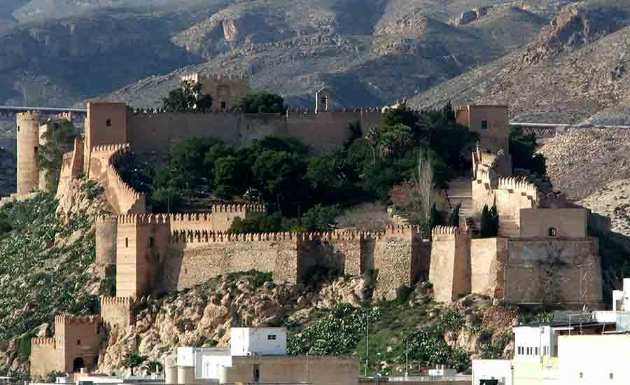 costa-de-almeria-alcazaba