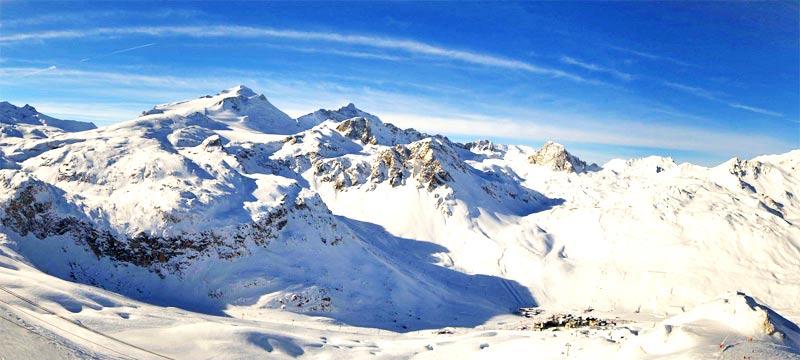 Ofertas de esquí los alpes