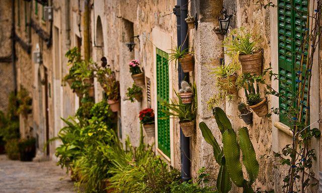 Valldemossa, un pueblo con encanto de mallorca