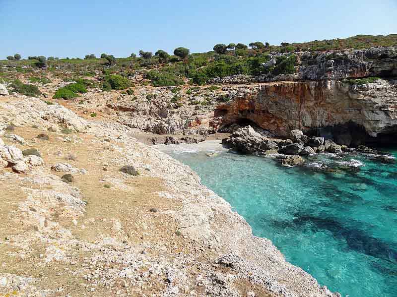 Mejores calas de Mallorca