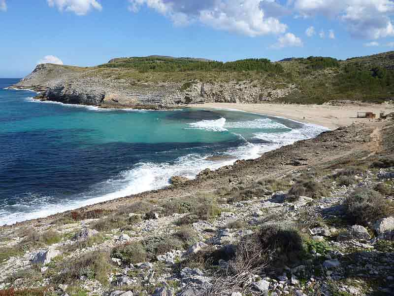 mejores calas de Mallorca en Manacor