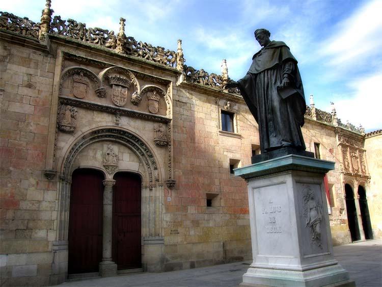 Patio de Escuelas Salamanca