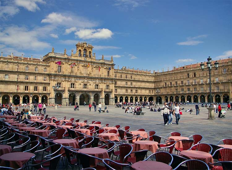 Plaza Mayor de Salamanca