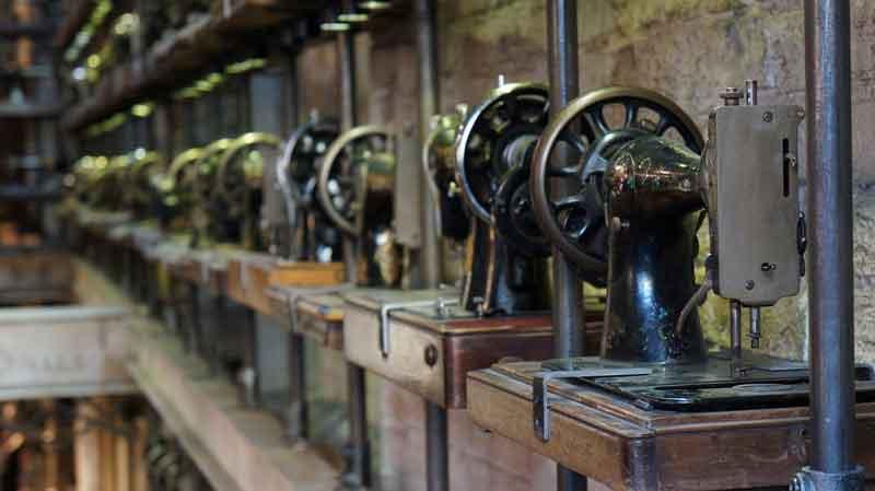 antigüedades en Londres