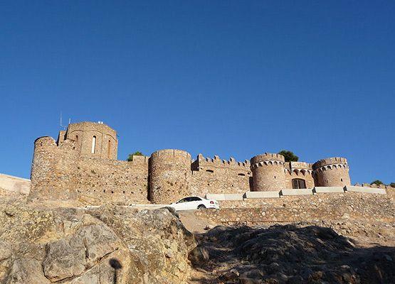 pueblos bonitos de castellon: castillo de onda