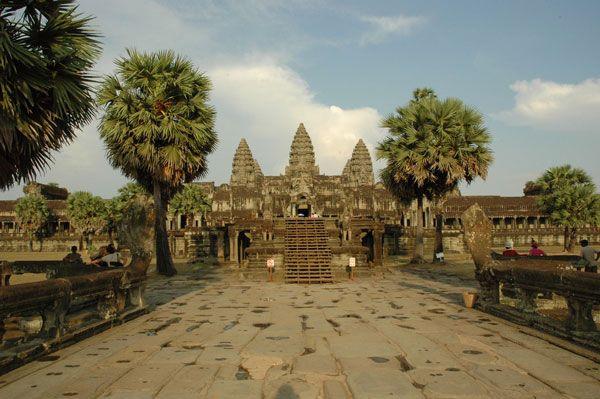Angkor Wat Camboya Viaje a Asia