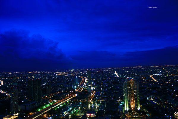 Bangkok Tailandia Viaje a Asia