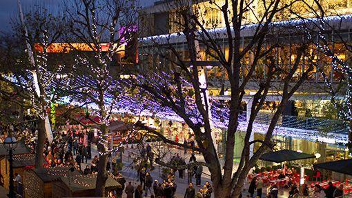 Chelsea Physic Garden Christmas Market