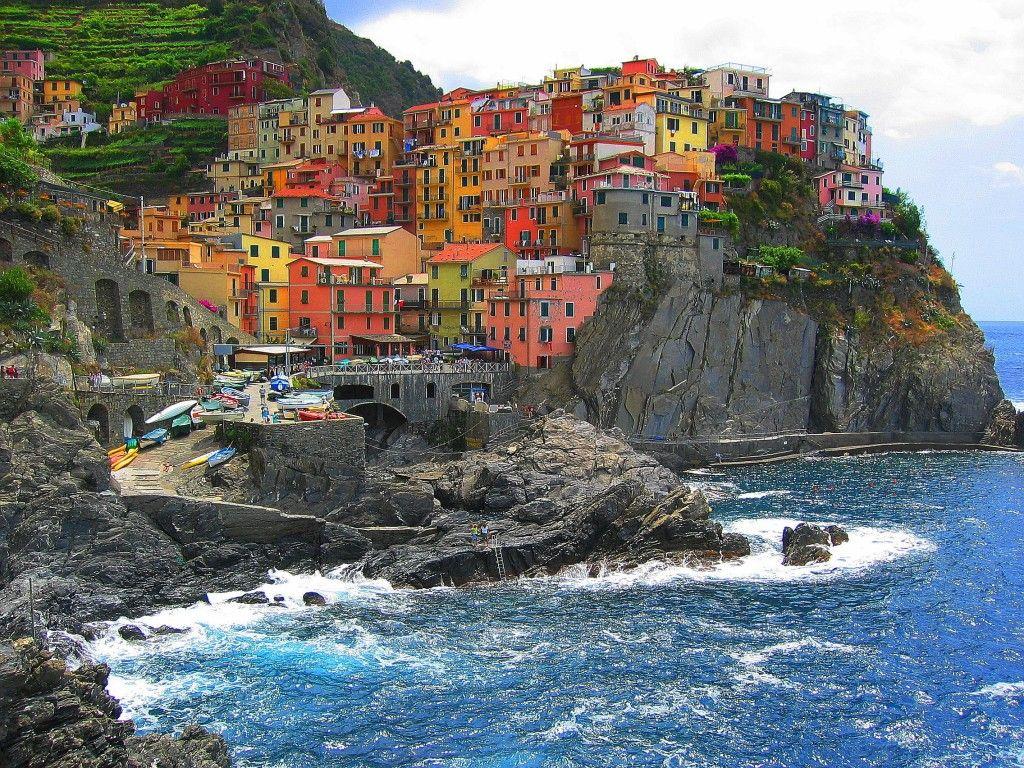 Cinque Terre-Italia