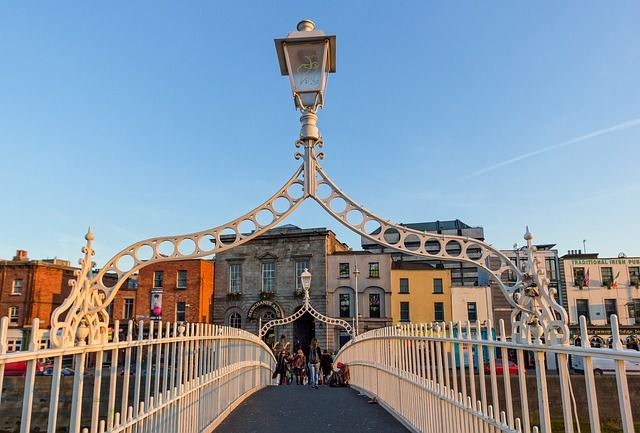 6 lugares imprescindibles que ver en Dublín 5