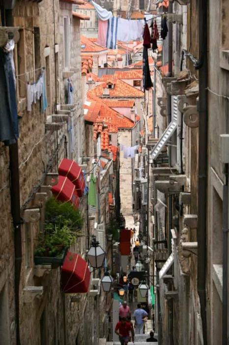 Dubrovnik calle