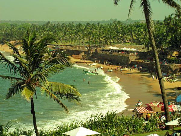 Goa-India Viaje a Asia