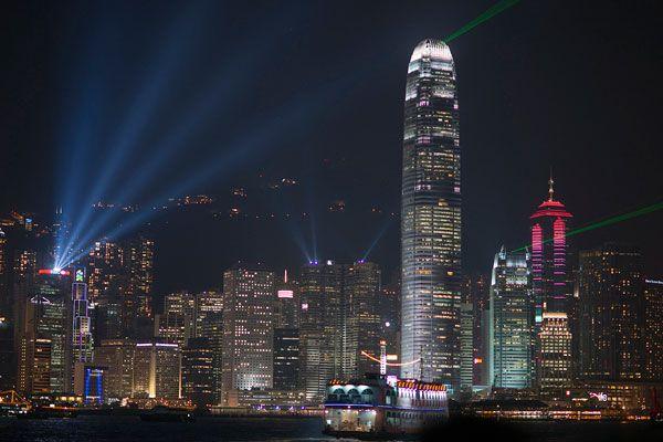 Hong Kong China Viaje a Asia