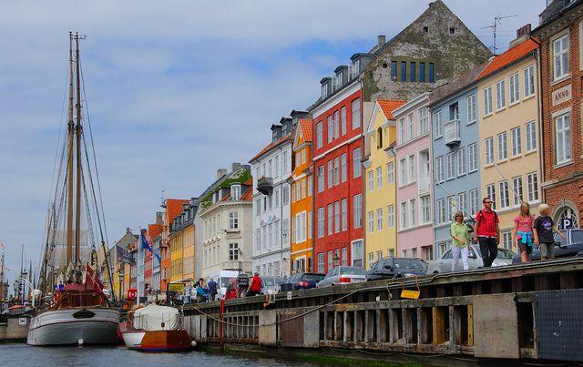 que ver en copenhague Nyhavn