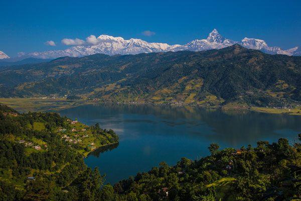 Pokhara Nepal Viaje Asia