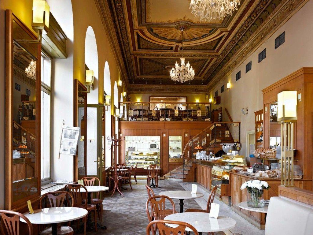 Praga cafe savoy
