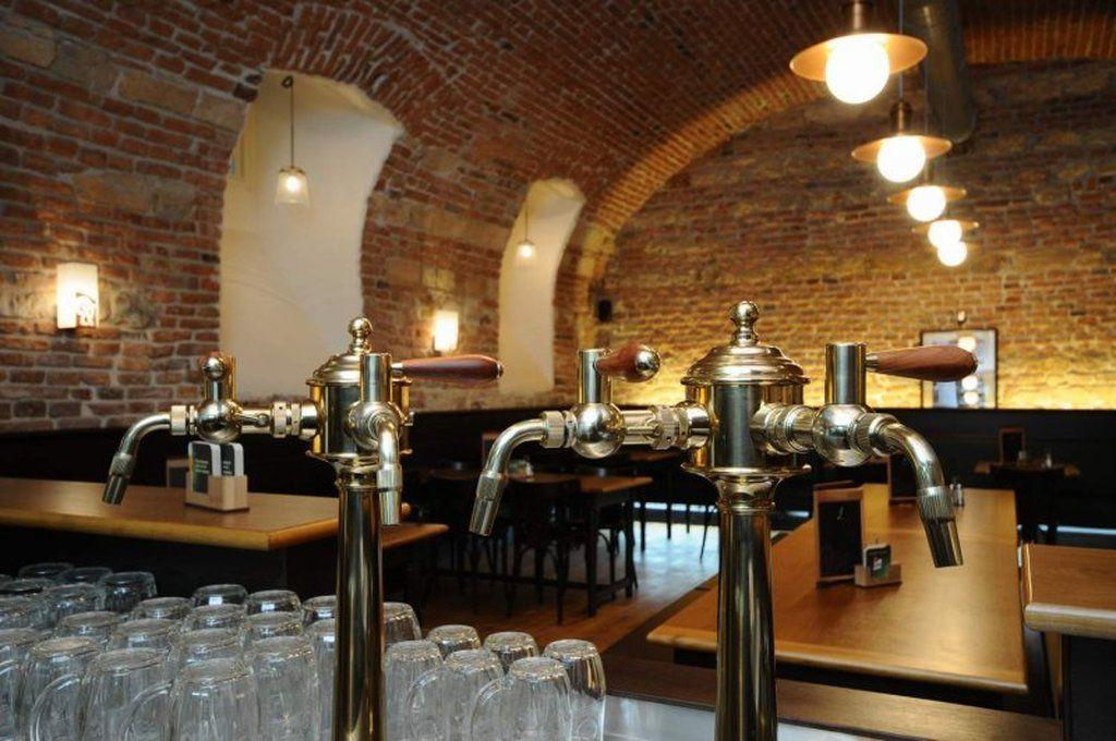 Praga cerveceria