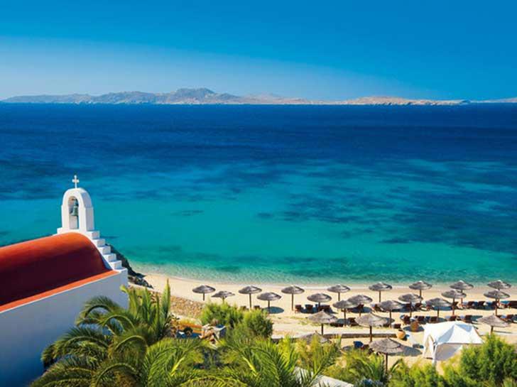mejores playas para fiesta Super Paradise Beach