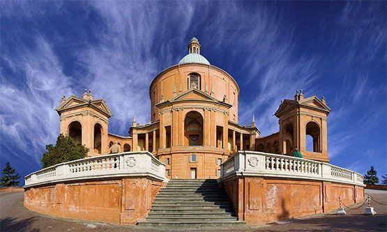 santuario de la Madonna di San Luca.