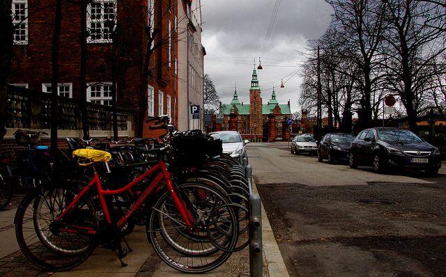 bici copenhague