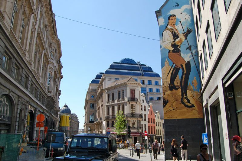 murales-visitar-bruselas-gratis
