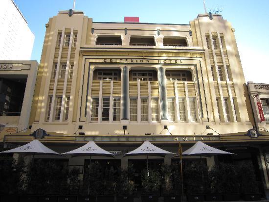 Hotel Criterion Perth