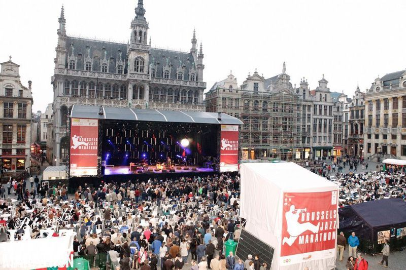 jazz marathon bruselas