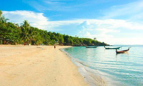 tailandia destinos: Ko Phangan