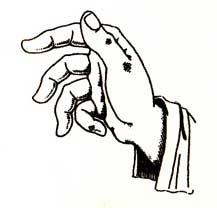 lenguaje gestos italianos robo