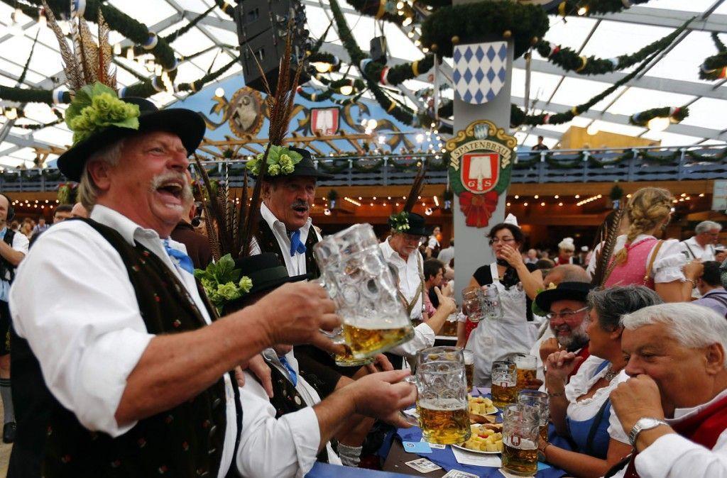 Ceremonia de Apertura Oktoberfest munich
