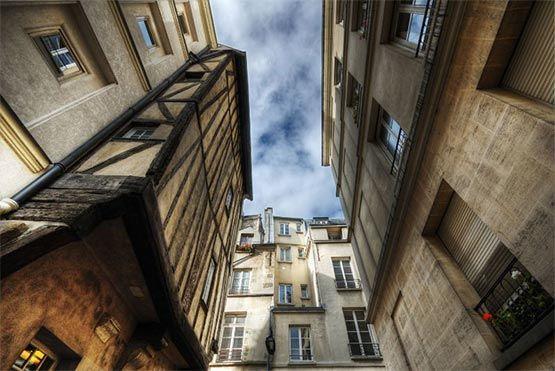 Paris barrio de Marais