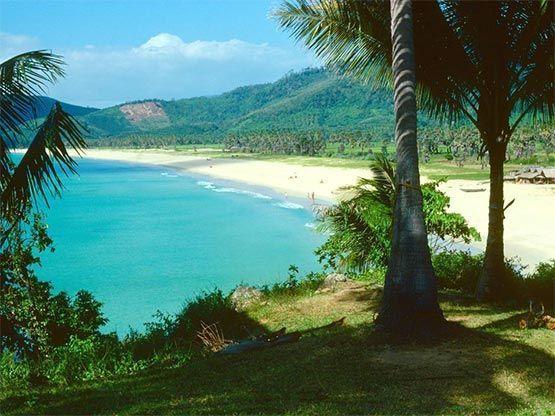Playa de kata en Phuket