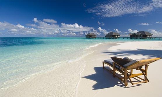 Playas idílicas