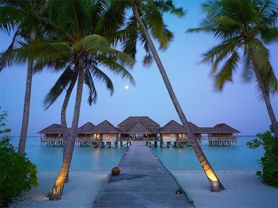 resort de ensueño maldivas