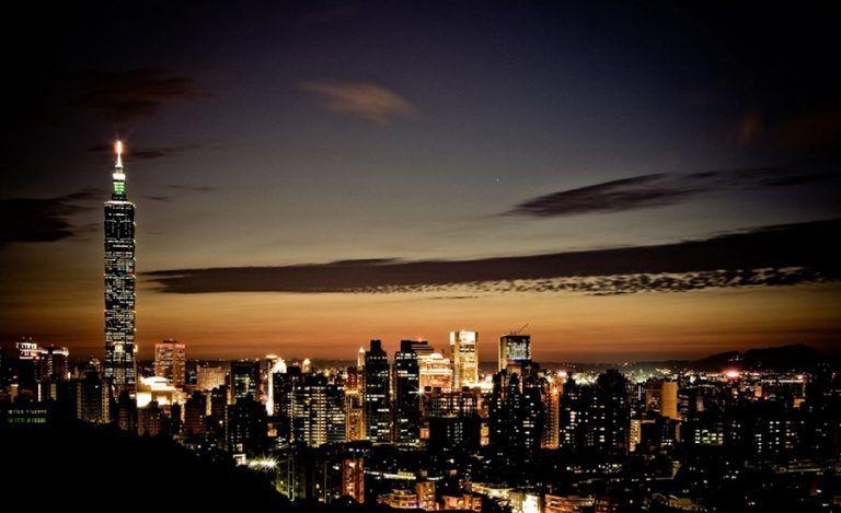 taiwan noche