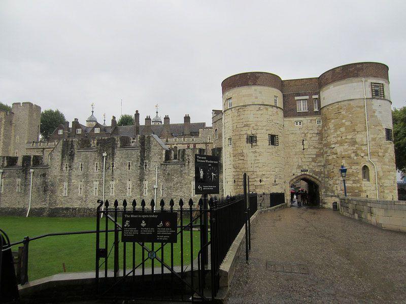 Torre de Londres Misteriosa