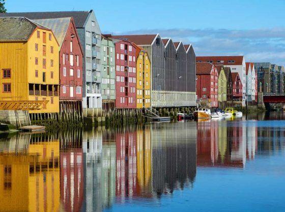 que ver en Noruega