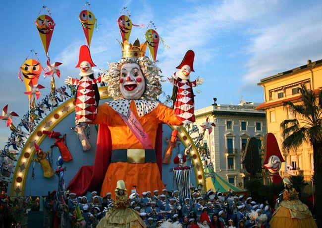 7 ideas para celebrar el Carnaval en Italia 4